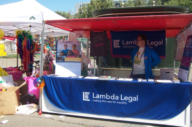 Lambda Legal SF 2009 pride