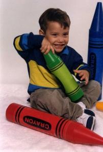 David - age 2